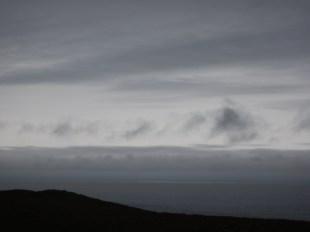 Arctic fog