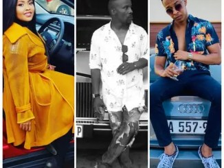 Rhythm City Actors And The Flashy Whips They Roll In