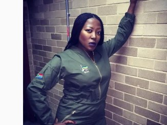 Metro Police Stops Rami Chuene, Asks Her To Unblock Him On Twitter