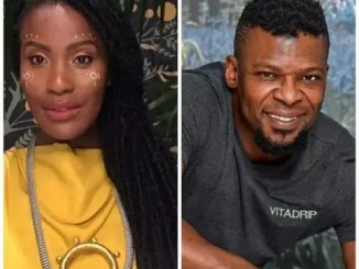 Scandal's Thembeka Shezi And Generations Gaddafi Flirts On Social Media