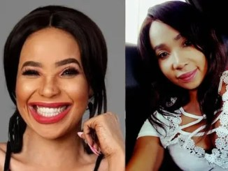 Mshoza's Monumental Tombstone Unveiled As She Was Laid To Rest