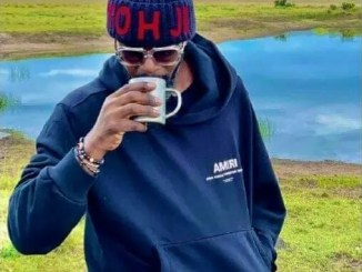 DJ Black Coffee Trends On Social Media After Digging At A Male Fan