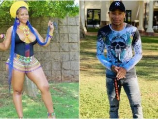 Master KG Tells Girlfriend, Queen Lolly To Have An Arbortion