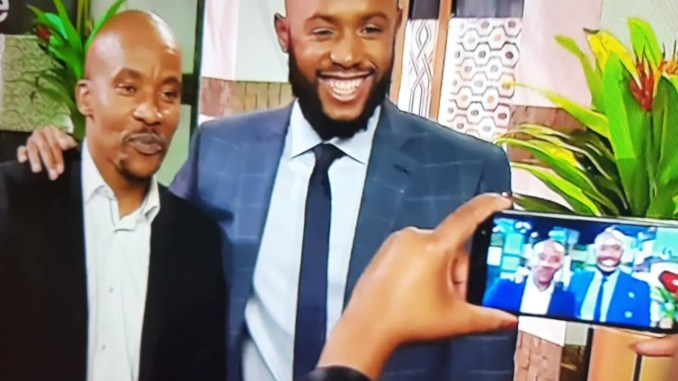 Somizi And Fans React To Mohale's First Appearance On Rhythm City