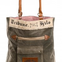 "Tasche ""Tribune"" Canvas"