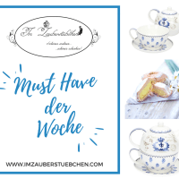 Must Have – Tea for One m. Untertasse