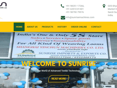 sunrisemachines.com
