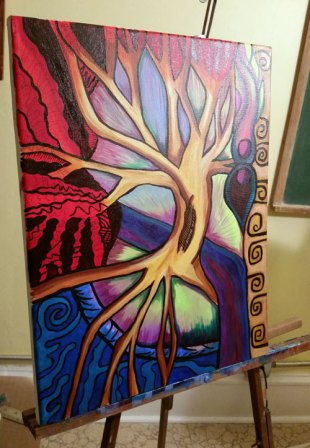 Twisted Tree, $300