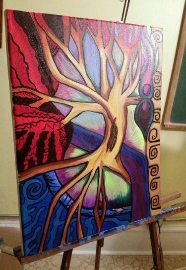 Twisted Tree, $300