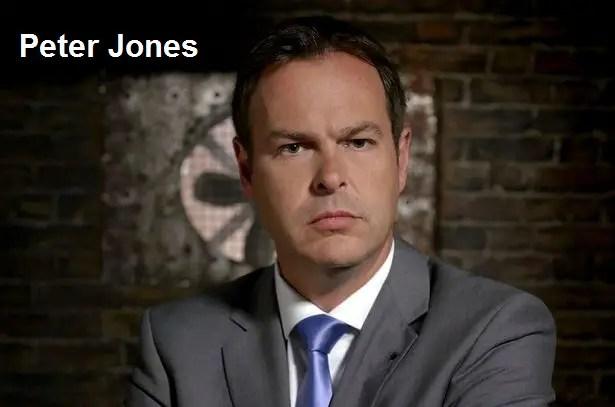 Peter Jones net worth