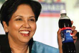 Indra Nooyi an intrapreneur in a meg-business - an example of successful intrapreneurship