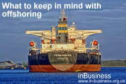Advantages and Disadvantages of Offshoring - What to keep in mind with offshoring