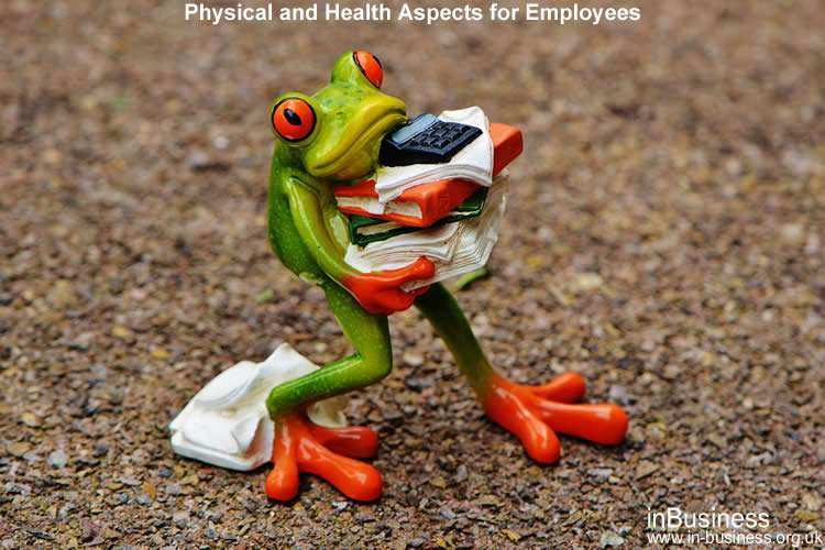 Physical and Health Aspects for Employees