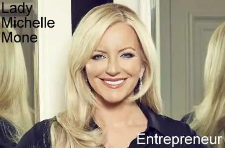 Lady Michelle Mone - Entrepreneur