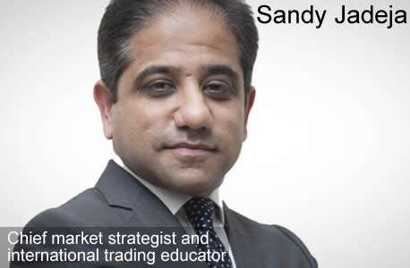 Sandy Jadeja - chief market strategist and an international trading educator