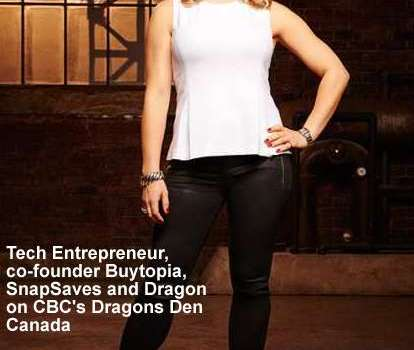 Michele Romanow net worth - CBC Dragons Den