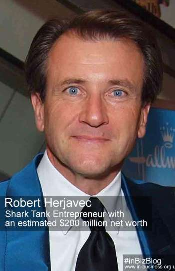 Robert Herjavec Net Worth $200 Million