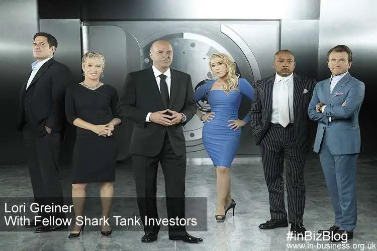 Shark Tank Lori Greiner