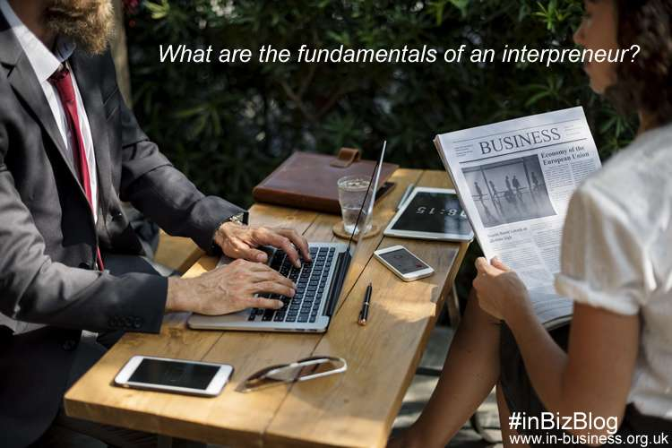 Interpreneur - What are the fundamentals of an interpreneur
