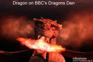 Jenny Campbell Dragons Den Entrepreneur