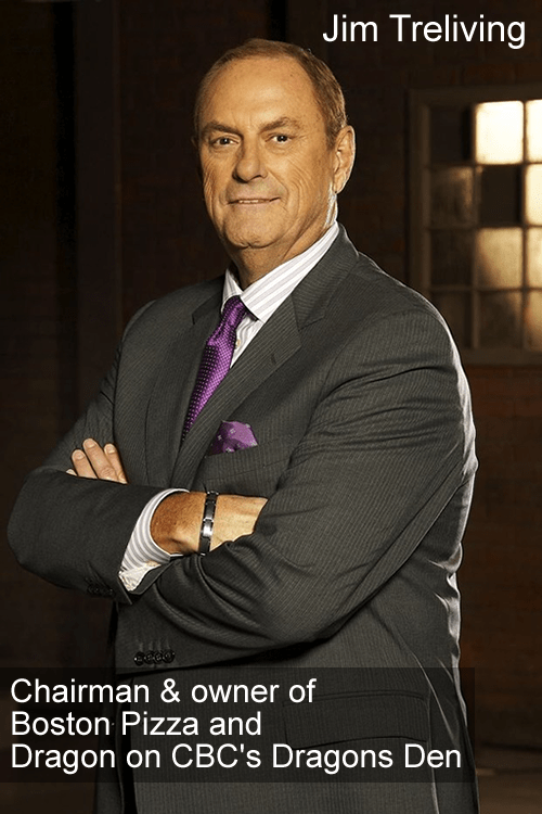 Jim Treliving net worth article