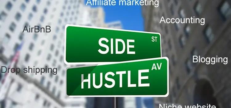Side hustle entrepreneur 8 top side hustles