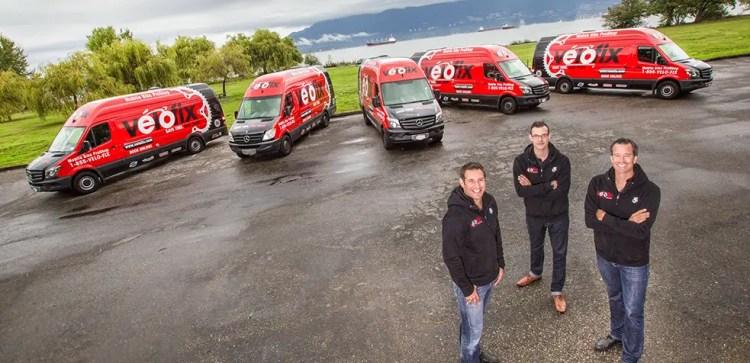 Velofix Mobile Bike Shop Jim Treliving Dragons Den investment
