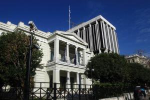 Ο Υπουργός Εξωτερικών παρευρίσκεται στο «Φόρουμ Φιλίας» στην Ελλάδα