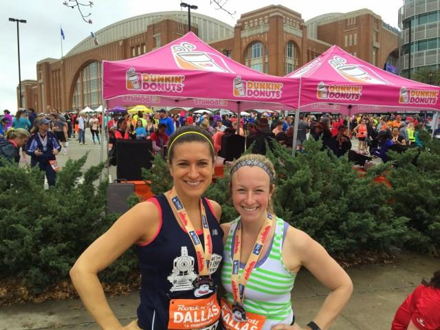 Dallas Rock 'n' Roll Half Marathon