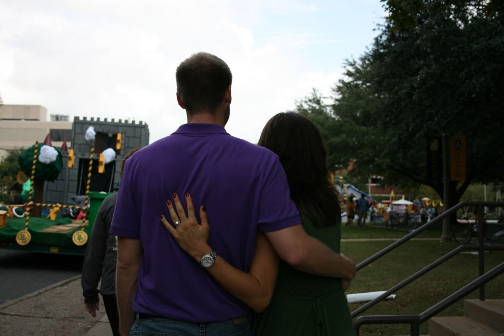 Engagement - Baylor University - In Due Time Blog