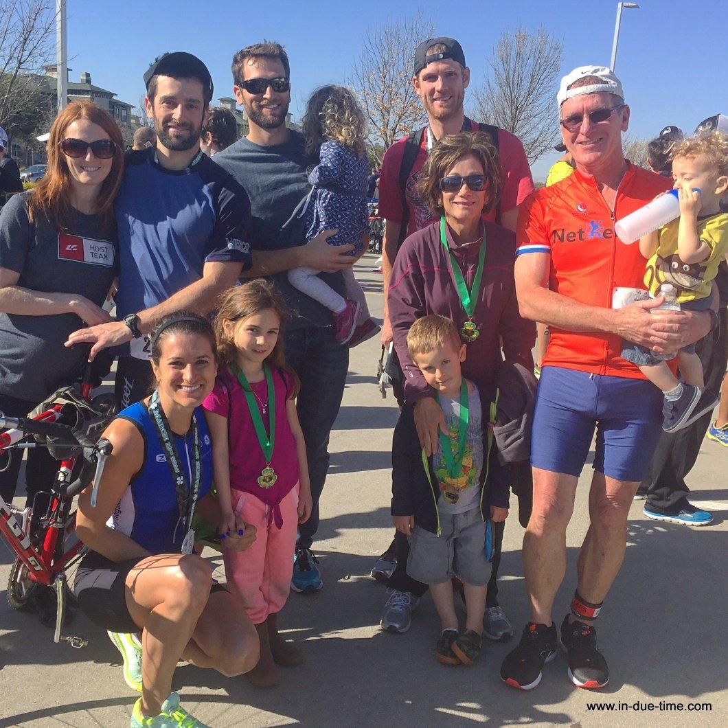 Triathlon - In Due TIme Blog