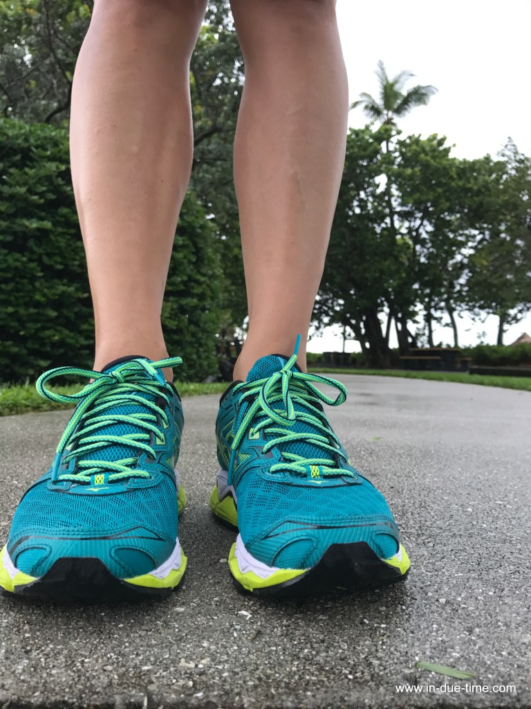 Mizuno Wave Sky Shoe Review