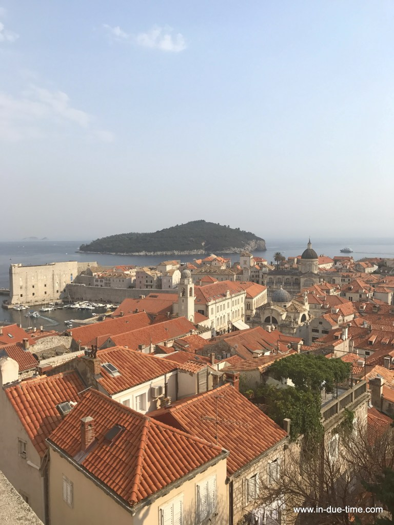 Europe Recap to Croatia on a Cruise (2)