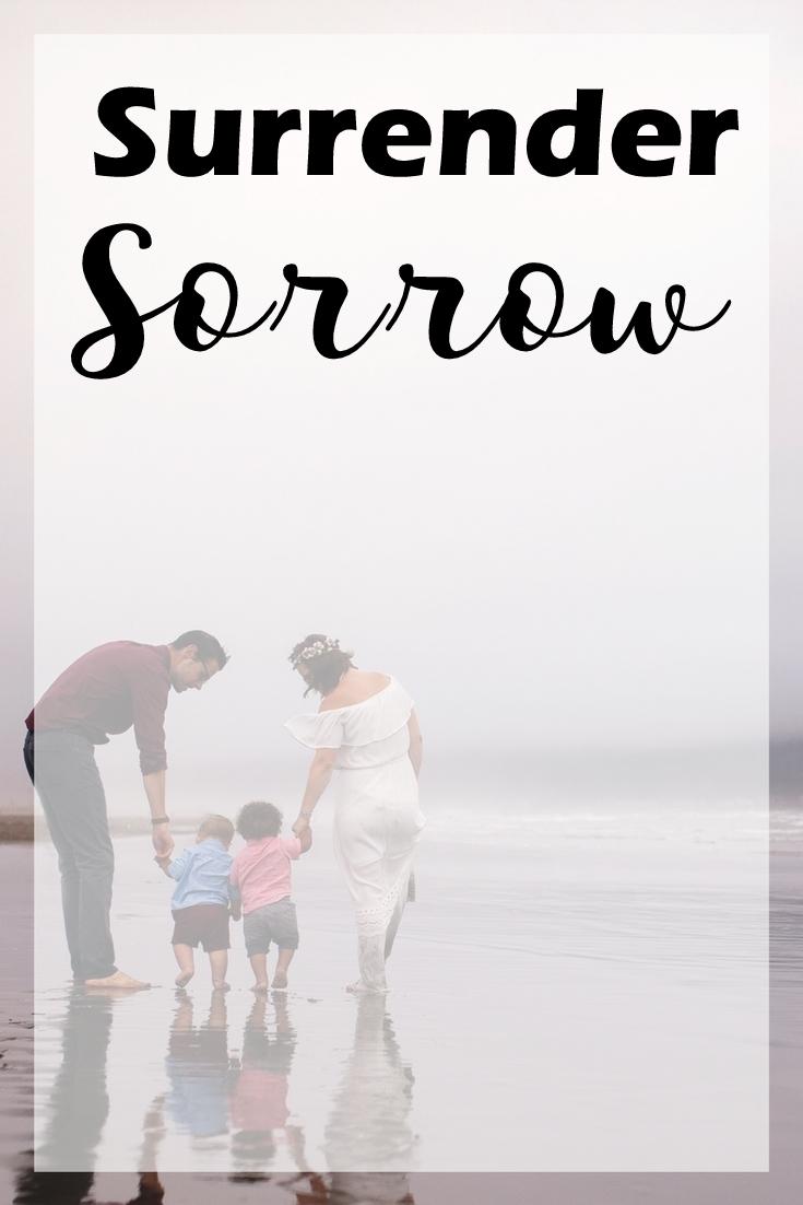 surrender sorrow