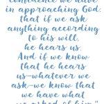 1 John 5:14-15 Ask Anything #206