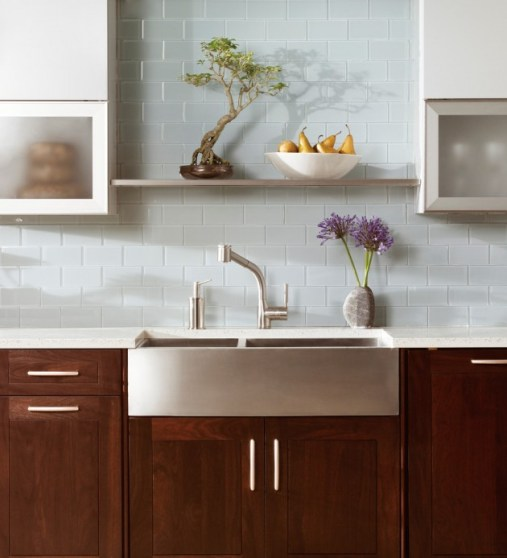 kitchen with bonsai on shelf via planner5d