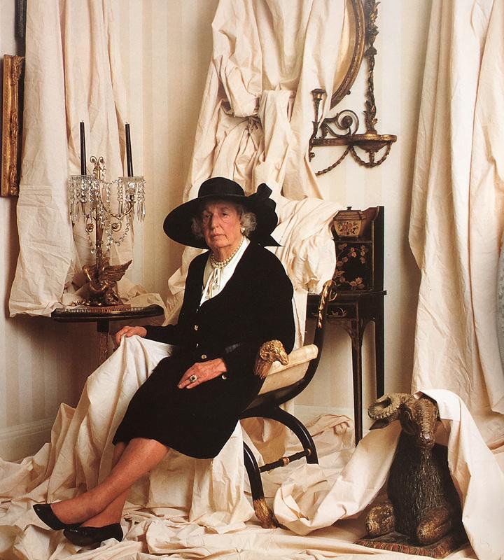 Sister Parish legendary American Interior Designer