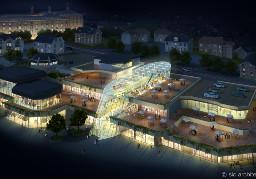 Neuendorffs Entwurf von 2011. Das neue Konzept soll am Samstag veröffentlicht werden.