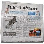 Bericht im Kölner-Stadt-Anzeiger vom 29.11.11