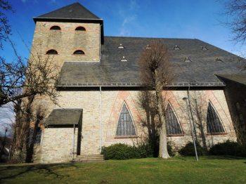 Böhm-Kirche in Frielingsdorf