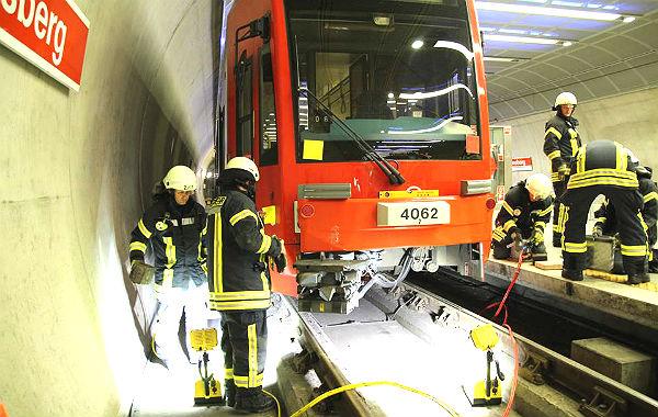 Feuerwehr KVB 600