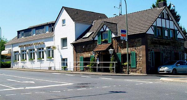 Hotel Haus Pohle in Schildgen wird Flüchtlingsunterkunft der Stadt Bergisch Gladbach