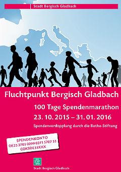 Flüchtlinge Spendenmarathon 260