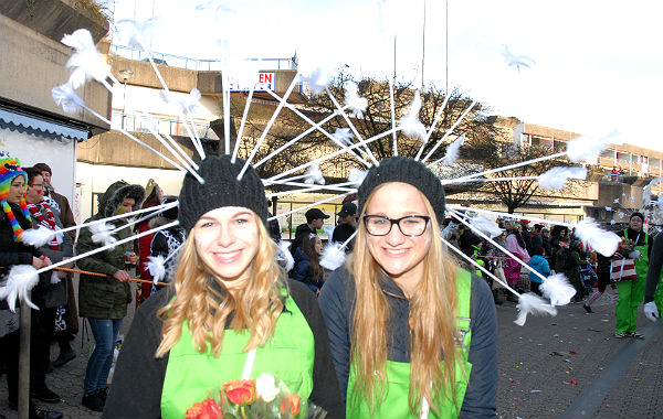 Karnevalszug Bensberg 2016 6