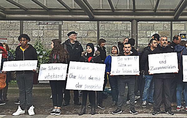 Fluechtlinge Demo hdr 2 600