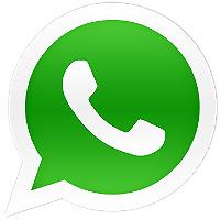 WhatsApp Logo 200
