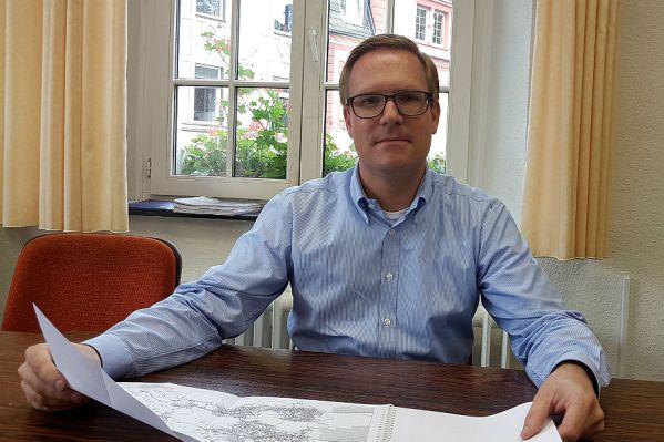 Michael Metten, Fraktionschef der CDU Bergisch Gladbach und Geschäftsführer von Metten Stein+Design in Overath