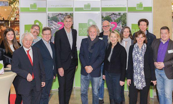 """Mitglieder der Jury und Vertreter von """"Best of Bergisch"""". Foto: Ulla Franke"""