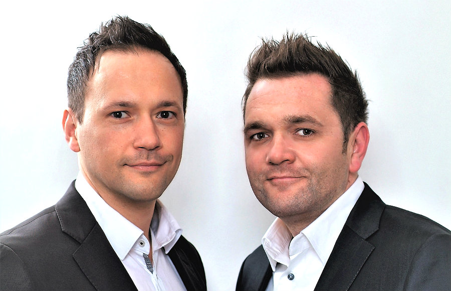 Faktor wir Beratungsgesellschaft: Ricardo und Christian Althaus