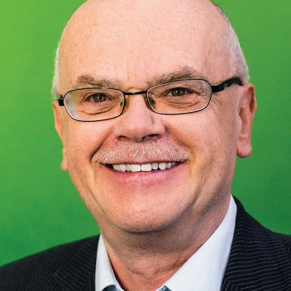 Friedhelm Weiß, Landtagskandidat der Grünen für Bergisch Gladbach und Rösrath